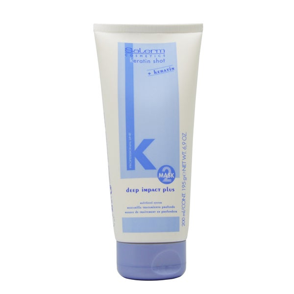 Salerm Keratin Shot Deep Impact Plus Mask