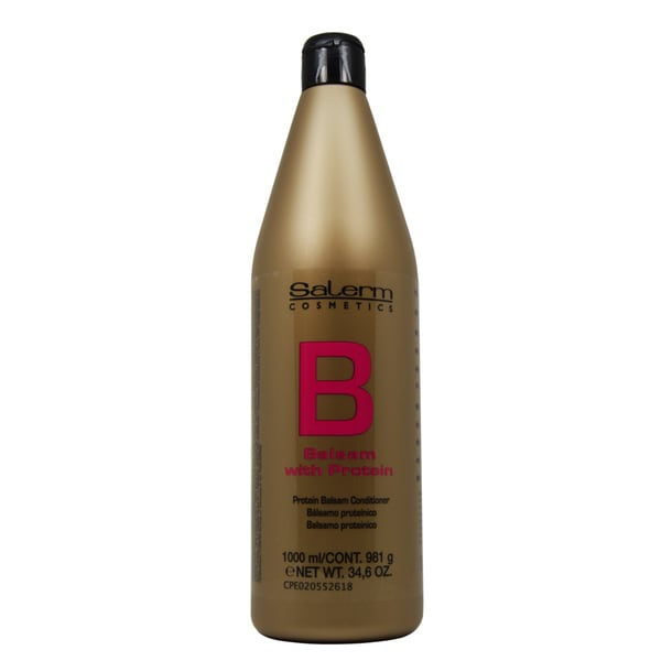 Salerm 34.6-ounce Protein Balsam Conditioner