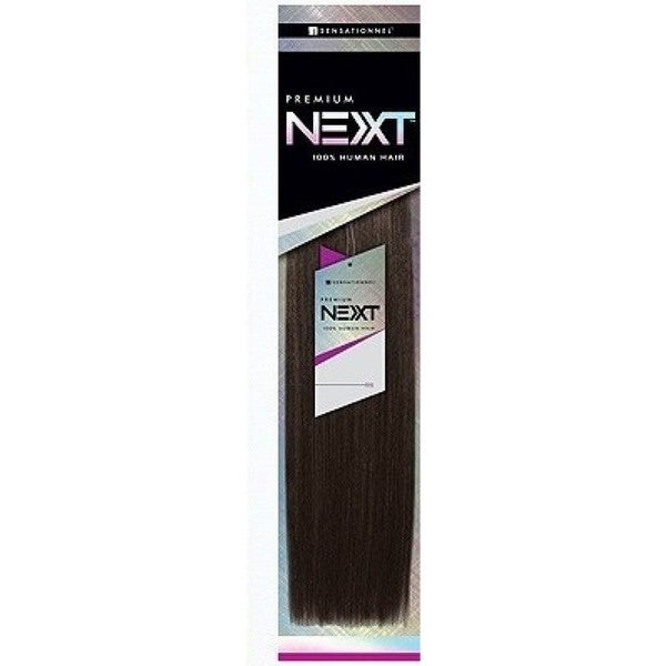 Sensationnel Premium Next 100-percent Human Hair 8-inch YAKI Weave