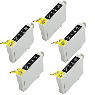 5PK T0881 Compatible Ink Cartridge For Epson NX400 NX415 ( Pack of 5 )