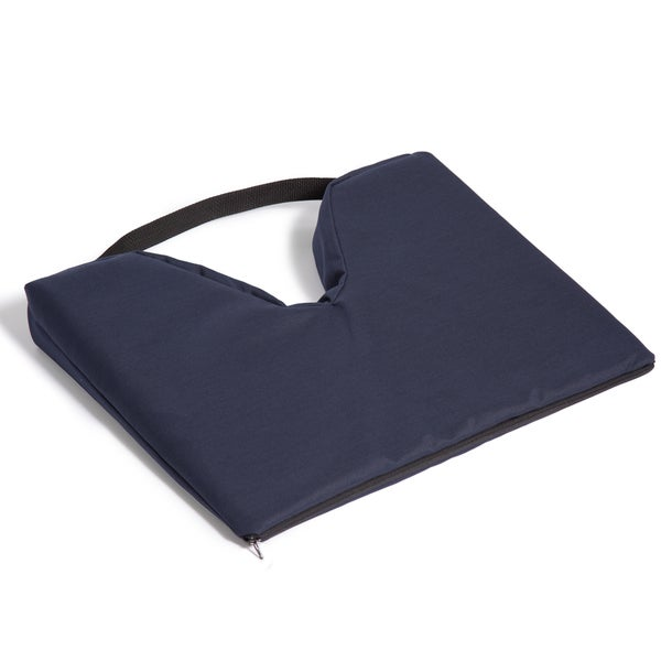 Hermell Navy Coccyx Cushion