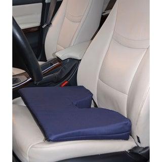 Hermell Navy Coccyx Cushion