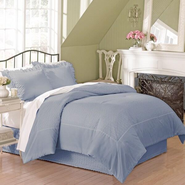 Vienna Eyelet Comforters