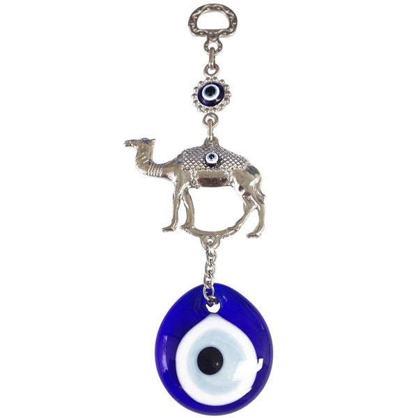 Camel Figure Evil Eye Wall D cor