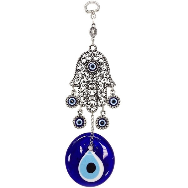 Evil Eye Hand of Fatima Wall Art