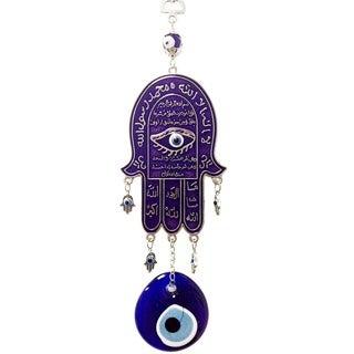 Giant Hand of Fatima Evil Eye Wall Decor