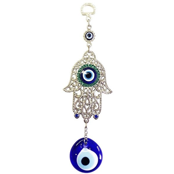 Hand of Fatima Evil Eye Wall Ornament