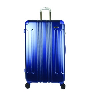 Traveler's Club Calypso 30-inch P.E.T. Expandable Double-Spinner Suitcase