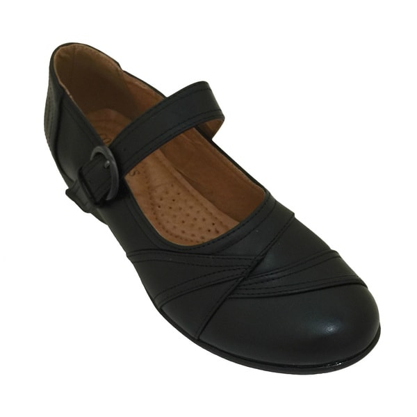 Women's Casual Comfort Mary Jane Shoe