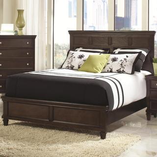 Tucson 5-piece Cappuccino Bedroom Set