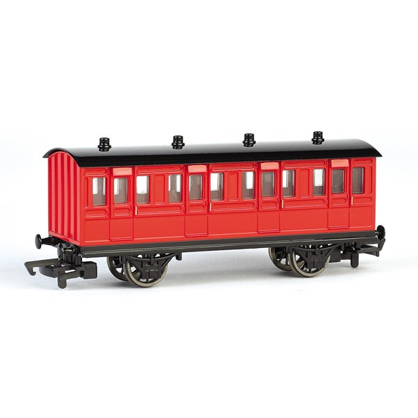 Bachmann Trains Thomas & Friends Red Coach- HO Scale Train