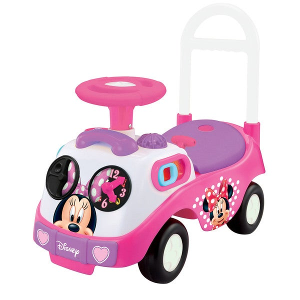 Kiddieland Disney Minnie Mouse My First Activity Ride-on Toy 16343643