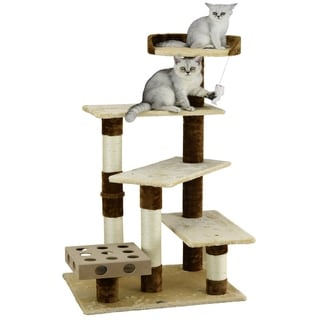 GoPetClub IQ Busy Box 45-inch Cat Tree