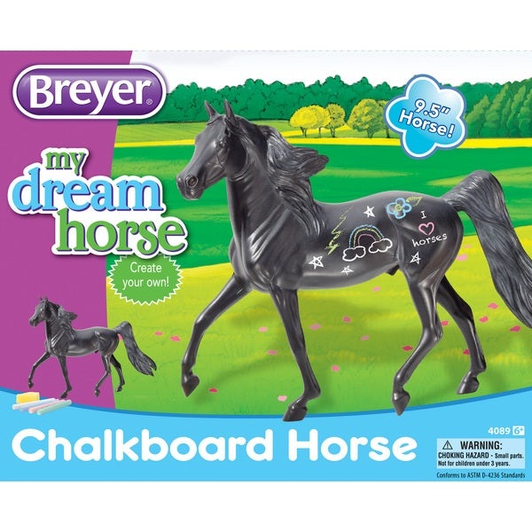 BREYER Chalkboard Horse Activity Set 16343659