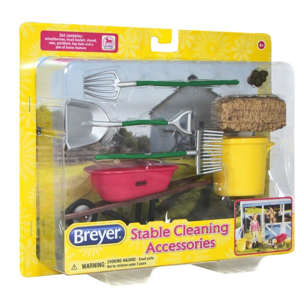 BREYER Classics Stable Cleaning Accessories