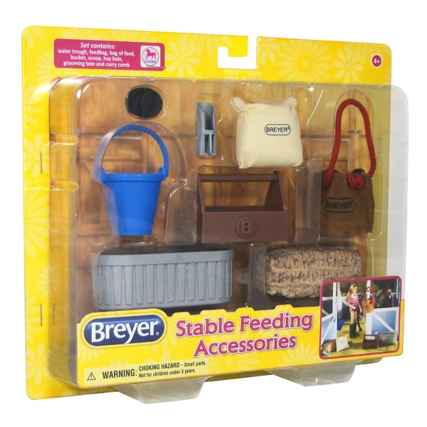 BREYER Classics Stable Feeding Accessories