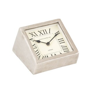 Sterling Square Desk Top Clock