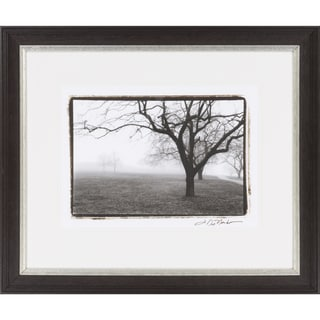 "Trees Heriot Rectangular Framed Photography 26"" x 22"""