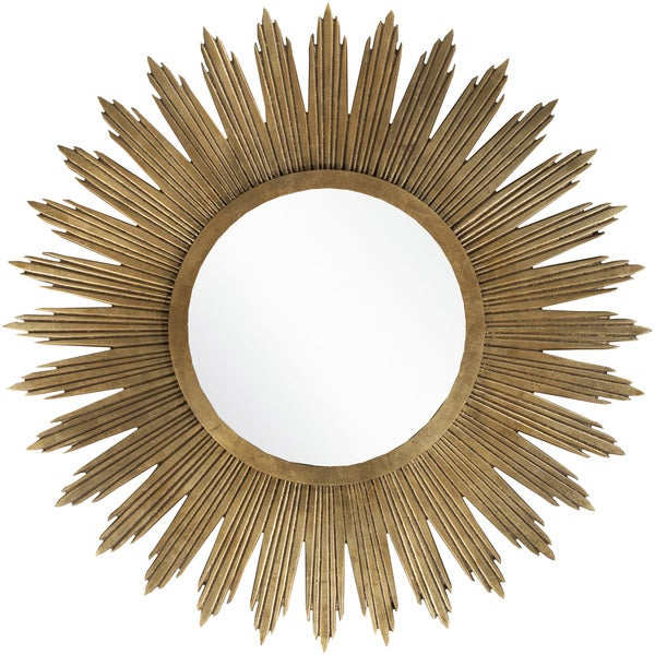 """Decorative Maggie Accent Mirror - 47"""" x 47"""""""