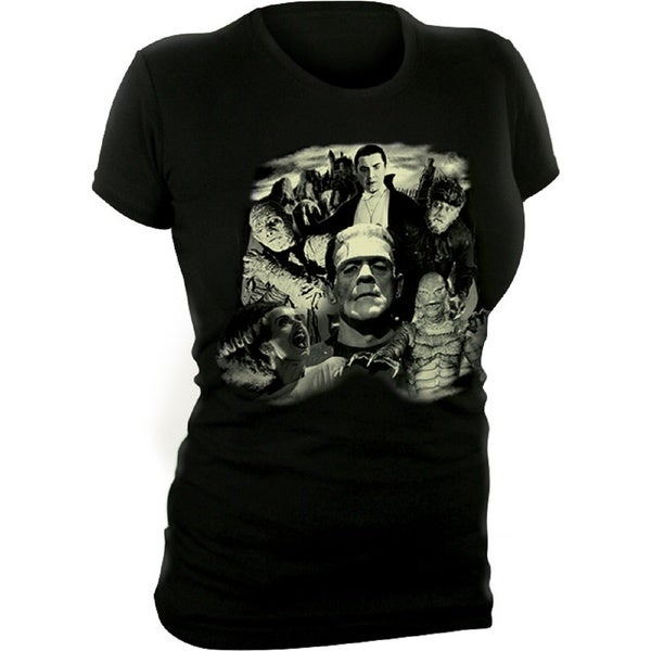 Women's Classic Universal Monsters T-Shirt