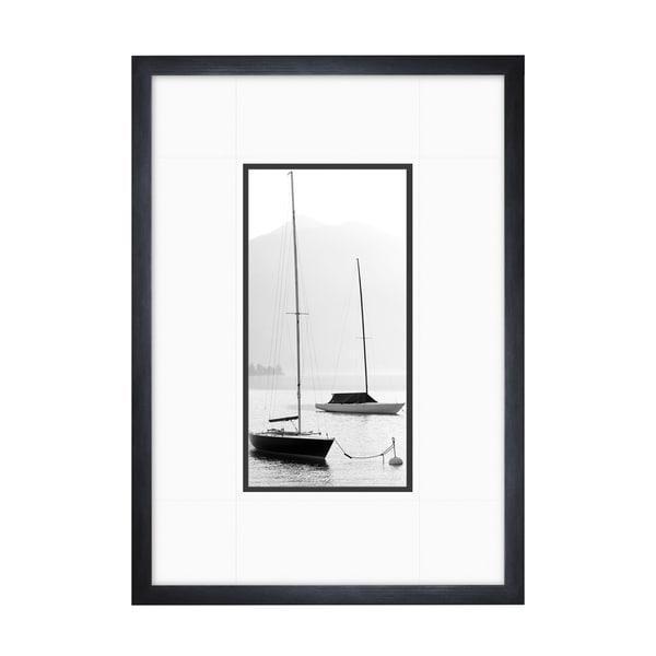 "Sailboat Joanna Rectangular Framed Photography 22"" x 32"""