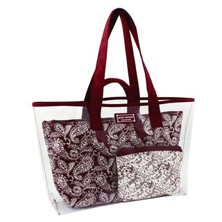 Jacki Design Mystique 3-piece Tote Bag Set