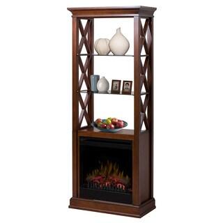 Dimplex Seabert Bookshelf Electric Fireplace