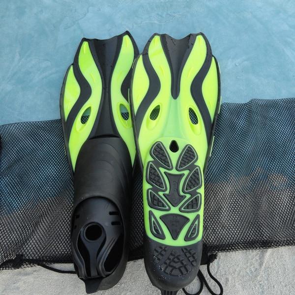 Barracuda Fins