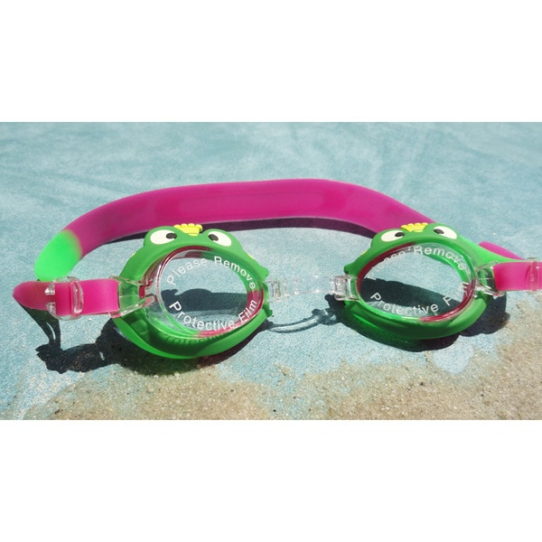 Frog's View Silicone Goggles