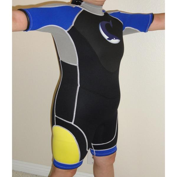 Unisex Shorty Wetsuit