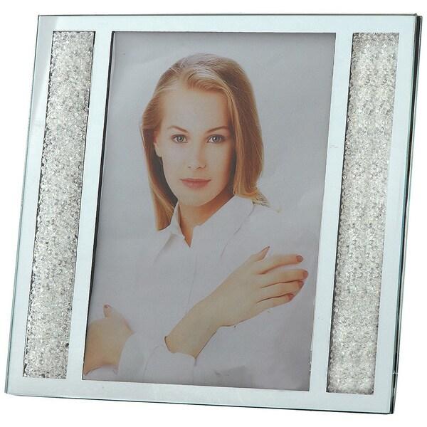 Elegance Starlet 4x6 Crystal Frame