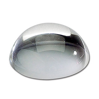 Elegance Optical Crystal Dome Magnifier / Paperweight
