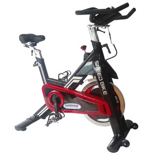 ActionLine A84018 Pro Gym Club Indoor Cycling Bike with Computer