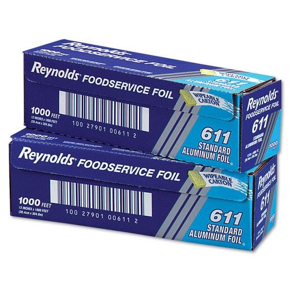 Reynolds Wrap Standard Silver Aluminum Foil Roll