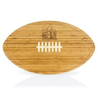 Picnic Time NFL Super Bowl 50 Legacy Kickoff Cutting Board