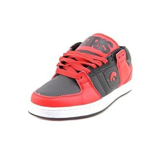 Osiris Men's 'Script' Faux Leather Athletic