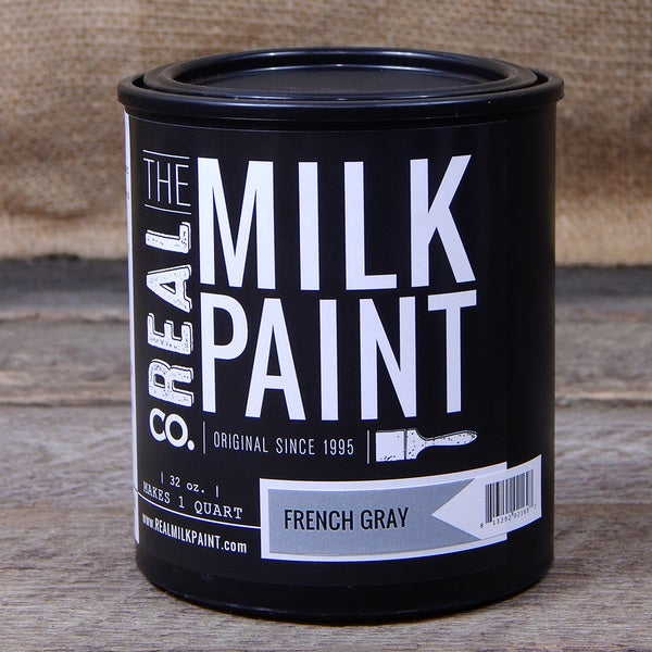 French Gray Milk Paint
