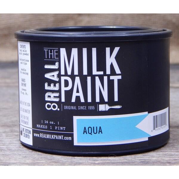 Aqua Milk Paint