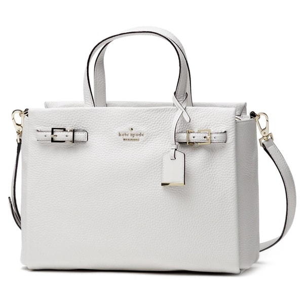 Kate Spade New York Holden Street Lanie White Tote Handbag