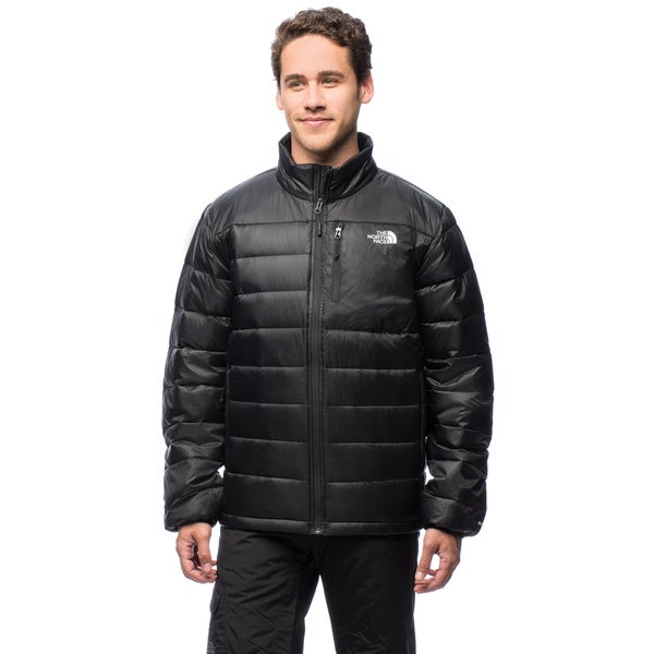The North Face Men's TNF Black Aconcagua Jacket