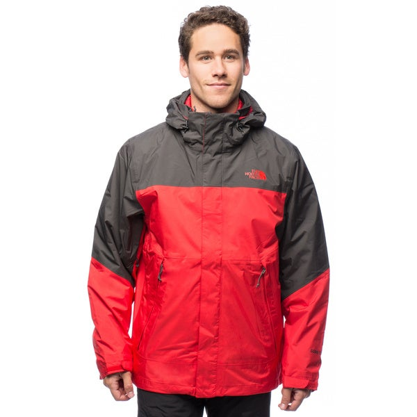 The North Face Men's TNF Red Mountain Light Triclimate Jacket
