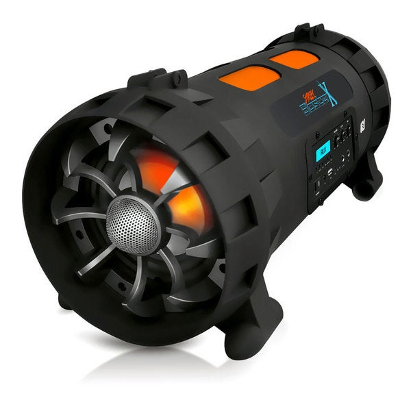 Pyle Street Blaster PBMSPG200 Speaker System - 1000 W RMS - Battery R