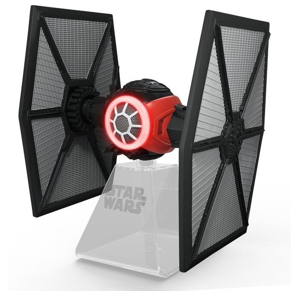 Kid Designs Villain Starfighter Speaker