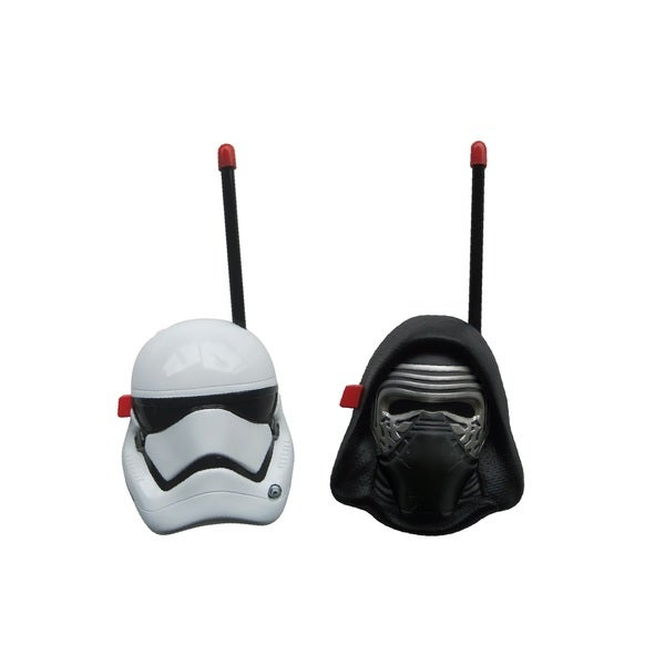Kid Designs Star Wars Character Walkie Talkies