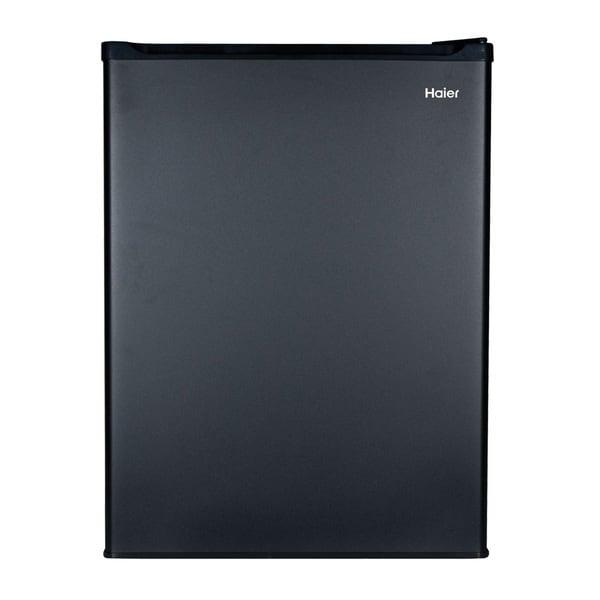 Haier 2.7 Cu. Ft. Black Compact Refrigerator