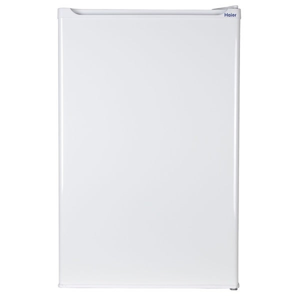 Haier 2.7 CF White Compact Refrigerator