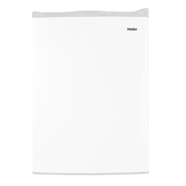 4.5CF White Compact Refrigerator