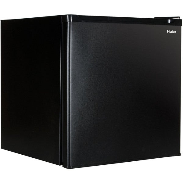 Haier 1.7 Cu. Ft. Compact Refrigerator/Freezer - Black