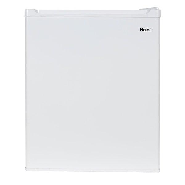 Haier 1.7 Cu. Ft. Compact Refrigerator/Freezer White