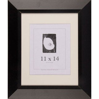 Black Wide Picture Frame 11x14